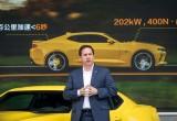Chevy Camaro tiến đánh thị trường Trung Quốc