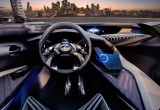 Công nghệ hiển thị mới của Lexus đem đến trải nghiệm chưa từng có