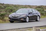 Acura RLX tăng giá cho thế hệ 2017