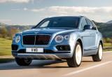 Mẫu xe Bentley đầu tiên sử dụng động cơ diesel