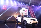 All-new X-Trail revealed in Vietnam market