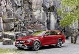 Mercedes-Benz hé lộ E-Class All-Terrain