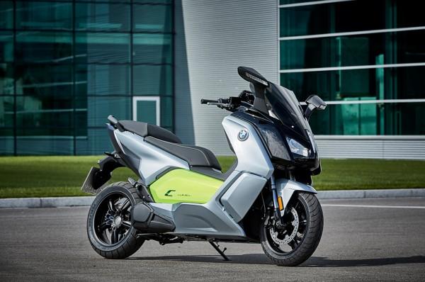 Xe C evolution có kiểu dáng hiện đại, tương tự như BMW i3.