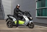BMW C evolution – scooter điện mạnh không kém xe phân khối lớn