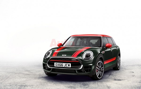 Mini John Cooper Works Clubman