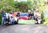 Toyota hướng tới một xã hội thân thiện môi trường