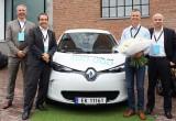 Renault chạm cột mốc mới trong phân khúc xe điện