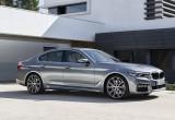 5-Series: Chủ lực của BMW tại Detroit
