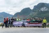 Chinh phục vùng cao nguyên đá Đồng Văn bằng Vespa Sprint Adventure
