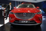 [VMS 2016] Mazda CX-3: New debut, new start