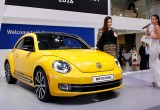 [VIMS 2016] Volkswagen to feature 7 international models