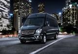 Mercedes-Benz Sprinter dành riêng cho thương gia