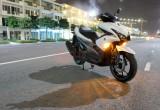 """""""Soi"""" chi tiết Yamaha NVX mới tại Việt Nam"""