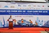 iCar Care Day 2016 – Ngày càng hiện đại