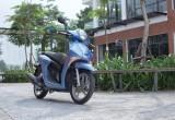 Yamaha Janus 2016: Tiên phong công nghệ cho xe ga giá rẻ