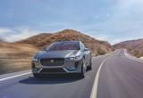 Jaguar I-Pace hoàn chỉnh ra mắt vào cuối năm