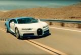 Bài thử khắc nghiệt cho siêu xe Bugatti Chiron