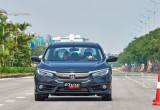Sắp diễn ra lái thử xe ôtô Honda tại Miền Nam
