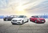 Mercedes-Benz giới thiệu 3 phiên bản CLA nâng cấp