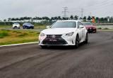 Hành trình Lexus Amazing Experience 2016: Màn khởi động hưng phấn tại đường đua