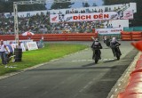 """""""Nóng"""" cùng giải đua Honda Việt Nam tại Bà Rịa"""
