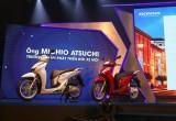 Honda giới thiệu SH300i nhập khẩu, giá 248 triệu