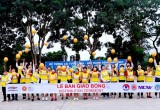 GM Việt Nam tích cực hoạt động từ thiện