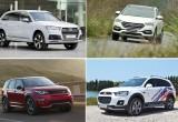 Những mẫu SUV 7 chỗ du xuân ngày tết tốt trong tầm giá