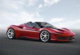 Siêu xe Ferrari hoàn toàn mới J50 sắp trình làng