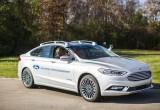 Ford thử nghiệm Fusion hybrid tự lái mới