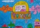 Toyota Việt Nam phát động cuộc thi vẽ tranh Quốc tế cho thiếu nhi