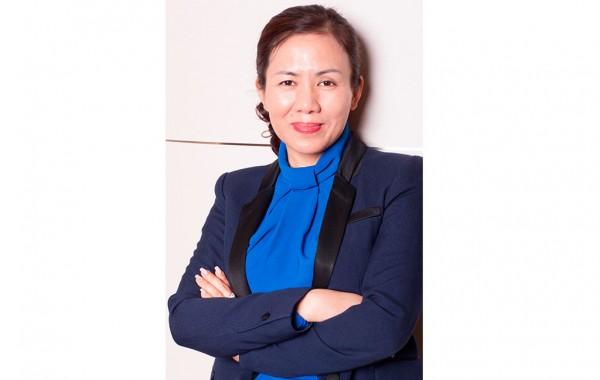 Bà Đỗ Thu Hoàng – Phó Tổng Giám đốc TMV