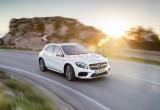 Mercedes-Benz GLA 2018 chính thức cập bến Bắc Mỹ