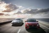 Toyota chính thức công bố Camry 2018 hoàn toàn mới