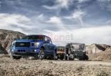 Ford F-150 2018: Thông minh, an toàn, mạnh mẽ hơn