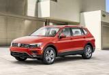 Volkswagen Tiguan 2018 lộ diện