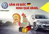Volkswagen VN tung chương trình khuyến mãi tết 2017 trị giá tới 345 triệu