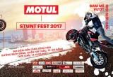 Motul Stunt Fest 2017 đến hẹn lại lên