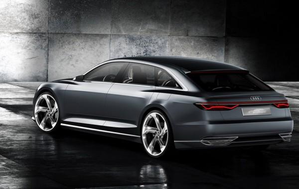 Audi Prologue Avant Concept tương lai sẽ là hình ảnh của A6 thế hệ mới