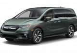 Honda mang Odyssey 2018 hoàn toàn mới tới Detroit