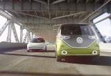 Volkswagen giới thiệu minivan I.D.Buzz Concept