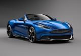 Aston Martin cho ra mắt phiên bản Vanquish S Volante 2018