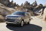 Ford công bố Expedition 2018 hoàn toàn mới