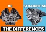 Ưu & Nhược điểm của động cơ V-6 và I-6