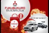 """Mitsubishi tung chương trình """"Fukubukuro – Rinh xe nghinh tài lộc"""""""