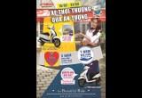 """""""Xe thời thượng – Quà ấn tượng"""" cùng Yamaha Motor Việt Nam"""