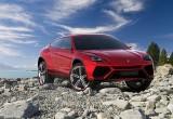 SUV Lamborghini Urus sẽ bắt đầu sản xuất vào tháng 04/2017