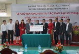 TMV trao tặng xe và linh kiện tới các trường ĐH, CĐ khối kỹ thuật