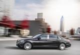 Cặp đôi S-Class nhà Mercedes-Maybach sắp trình làng