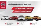 Ưu ái khách hàng, Nissan Việt Nam tổ chức lái thử toàn quốc